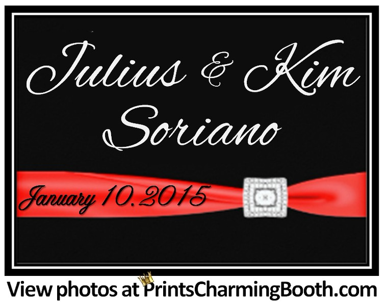 1-10-15 Julius and Kim Soriano Wedding logo