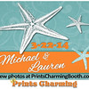 3-22-14 Michael and Lauren Wedding logo