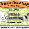 1-17-2013 Italian Club Bridal Show - REVISED
