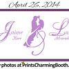 4-26-14 Jaime and Luis Wedding Logo
