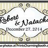 12-27-14 Robert and Natasha Wedding logo