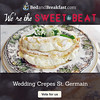 Mary Dugan's Wedding Crepes St. Germain has been nominated for awards.