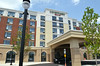 The Marriott Courtyard hotel in Kulpsville.   Wednesday,  July 2, 2014.  Photo by Geoff Patton