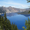 Crater Lake, Color