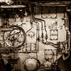 Expedition Day 11 - Engine Room Tour - Back-up Boiler; Heading South in the Barents Sea.<br /> 11 Jul 2014