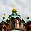 Uspenski Cathedral - Helsinki, Finland.<br /> 27 Jun 2014