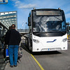 The FinnAir City Bus is a convenient way of getting into the city from the Helsinki - Vantaa Airport.<br /> 23 Jun 2014