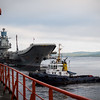 Aboard 50 Let Pobedy in Murmansk, Russia.<br /> 1 Jul 2014