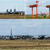 Maxwell AFB  - C-130s on the flightline.<br /> Montgomery, AL - 28 Feb 2013