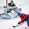 Wild Canadiens Hockey