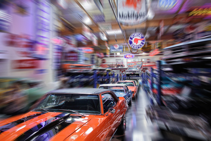 Surf City Garage - Auto Museum - Huntington Beach, CA