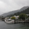 Auckland New Zealand - 02/03/2015.  All Rights Reserved. No unpaid usage without prior written consent.  First day in a very wet Queenstown.
