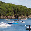 Moored and ready in Bar Harbor