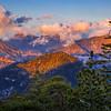 Mt Islip Mt Lewis Kratka Ridge Angeles National Forest Peak View