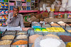 P1.6: Small business in India / to replace photo on page 13 of 9th edition<br /> Choice 10 of 12<br /> <br /> Shopkeeper drinking tea.  (Newscom TagID: lpiphotos110373) [Photo via Newscom]