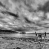 High Dynamic Range (HDR) Landscapes / Seascapes of the Malibu Pier Shot With Nikon D3X