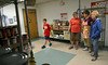 Volunteers at the Mattie N. Dixon North Hills Community Cupboard.    Tuesday, July 29, 2014.    Photo by Geoff Patton