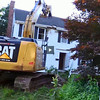 Levy House Demolition