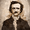 "Portrait of Edgar Allen Poe for ""Steampunk: History Beyond Imagination"".  © 2011 Aeronaut Productions LLC"