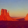5 31 2015 monument valley sunset, sept 1968