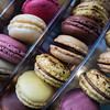 Macaroons on Ile St Louis