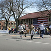 Patriot's Day Parade, Lexington, Massachusetts.