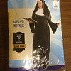 Blessed Mother Adult Plus Nun outfit.  Plus size