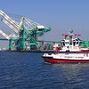 Port of Los Angeles Fireboat