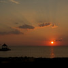 Montauk Sunset at Rough Rider's Landing Aug  2013
