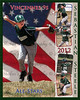 All-Stars 2012 Baseball 5 pic Poster 16 x 20 mod 3 Lightened face and Arm Test Print