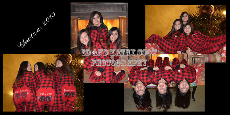 Fresquez Christmas Collage