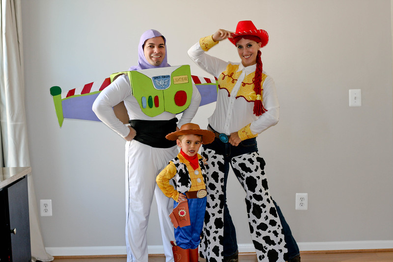 Family costume 2014 (1 of 1)