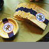 Bee plates and napkins - Copy