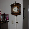 Mike's 1950's clock