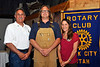 Park City Rotary Club Grants Presentation - Wasatch Back Trees, Jason Barto