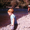 DAD ROB ON RIVER - BACK THEN