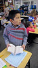 Rotary Club of Ventura handing out Dictionaries to Ventura third graders