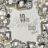 Ornate Petite Frames - Silver Shabby Blanc Collection Biggie Scenic Route Collection Biggie