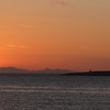 June 22, 2013.  Sunset at 11:55pm from Reykjavek, Iceland.