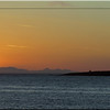 June 22, 2013.  Sunset at 11:55pm from Reykjavek, Iceland.  Edited with photoshop.