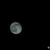 Not a Super moon, but a full moon, June 13, 2014