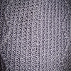 SEAMING - quick, neat, flat finish for seaming knitted pieces