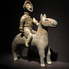 First found replication of a horse/cavalry rider