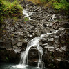 Waterfall, Road to Hana, Maui, Hawaii