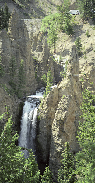 Tower Falls Yellowstone01
