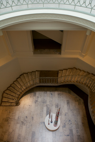 Art Museum Staircase 7715