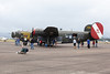 WWII Bombers, Collings Foundation, Wings of Freedom Tour, Corvallis, June 13, 2014