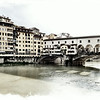 June 2014 - Ponte Vecchio over the Arno<br /> Fede è sustanza di cose sperati<br /> Faith is the substance of the things we hope for