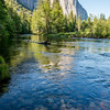 Yosemite El Capitan Reflected in the Merced River! Nikon D800E Dr. Elliot McGucken Fine Art Landscape & Nature Photography for Los Angeles Fine Art Gallery Show !