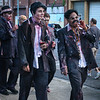 Rat Pack zombies